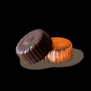 Orange Caramel Dark Chocolate